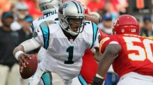 Panthers Chiefs Football